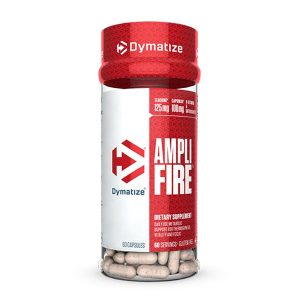 Dymatize Ampli Fire (60 Serve) 60 Capsule