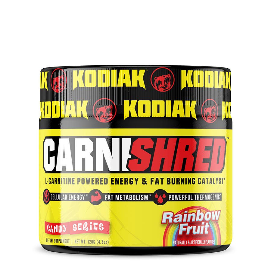 Kodiak CarniShred (60 Serve) 120g