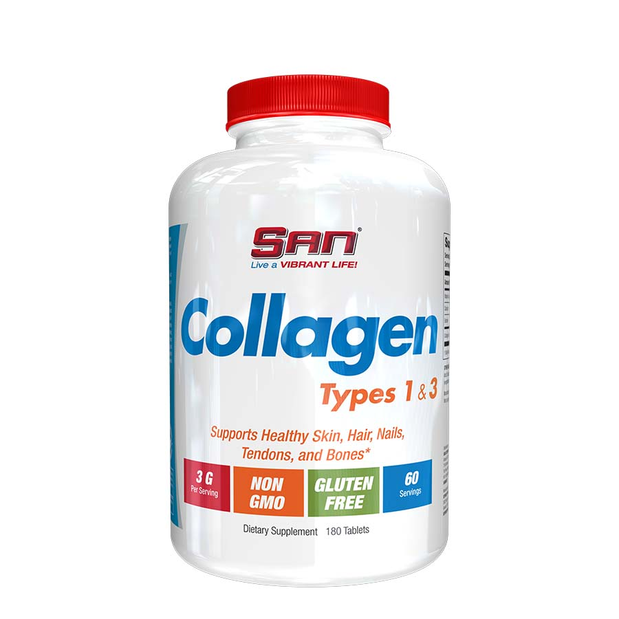 SAN Collagen (60 serve) 180 Tablets