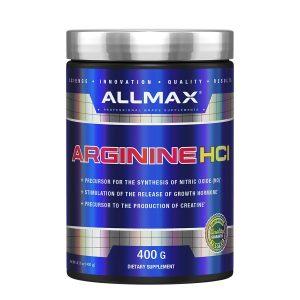 Allmax Arginine HCI (80 serve) 400g