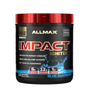 ALLMAX IMPACT IGNITER (40 SERVE) 328G
