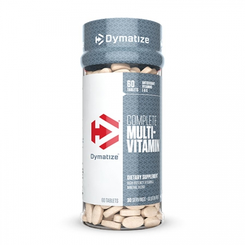 Dymatize Complete Multi-Vitamins (30 Serve) 60 Tablets