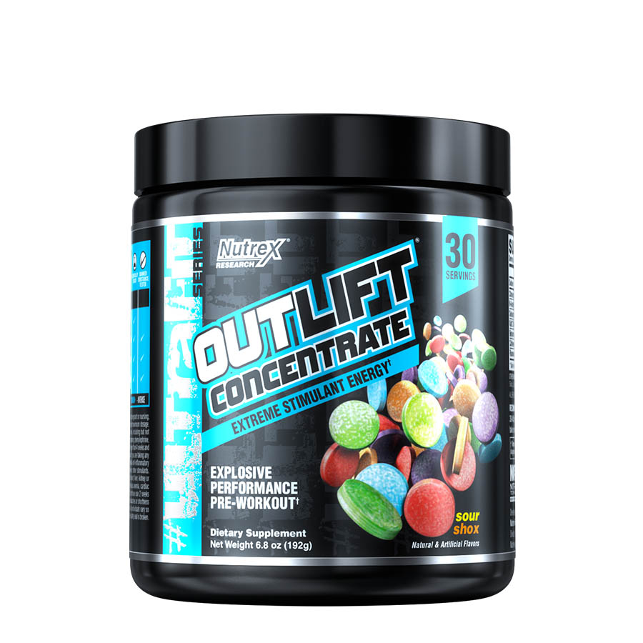 Nutrex Research OUTLIFT Concentrate (30 serve) 300g