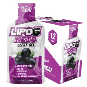 Nutrex Research Lipo6 Keto goFAT (30ml) 12pk