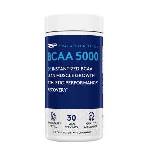 RSP BCAA 5000 (30 SERVE) 240 CAPSULES