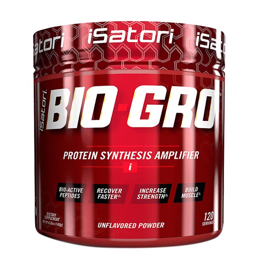 iSatori Bio-Gro (120 Serve) 180g Unflavoured