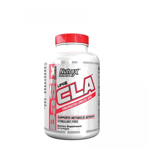 Nutrex Research Lipo6 CLA (90 Serve) 90 Softgels