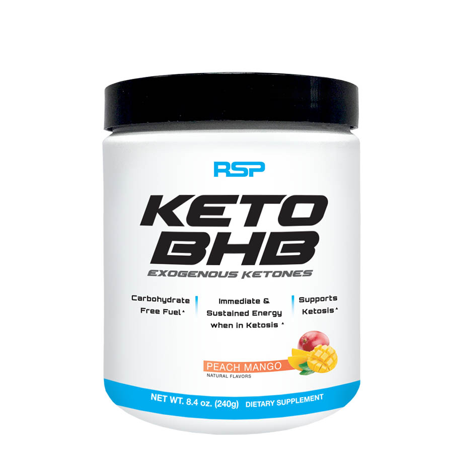 RSP KETO BHB (16 serve) 240g