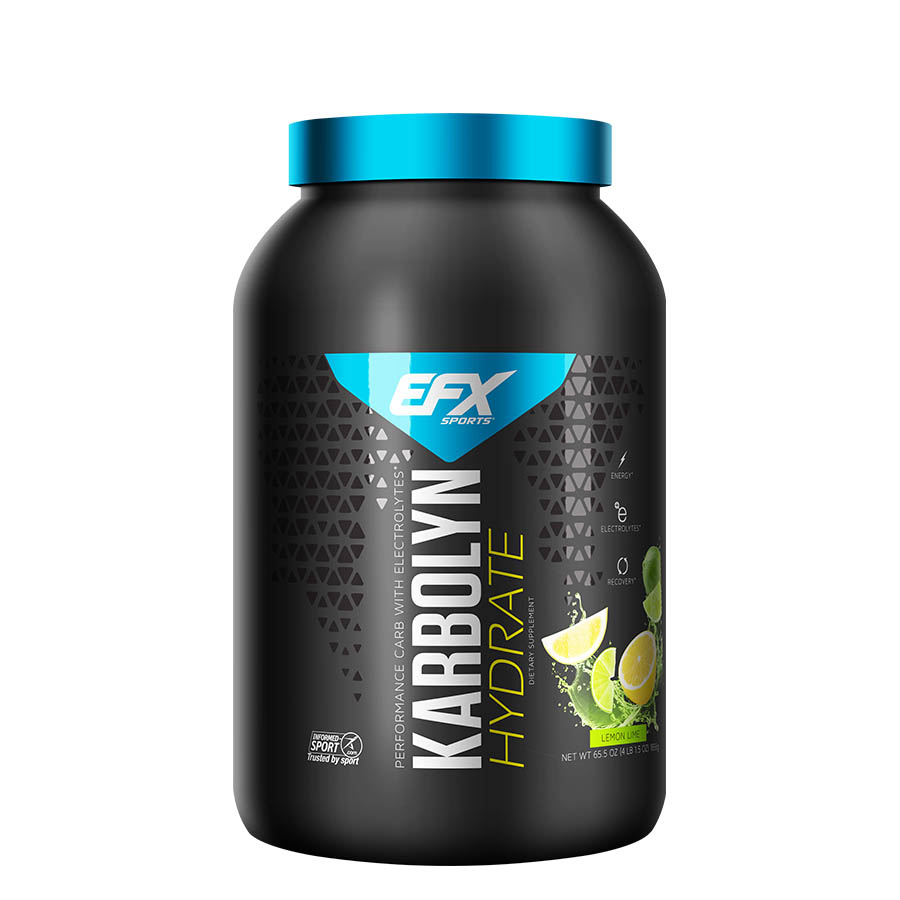 EFX Sports Karbolyn Hydrate (64 Serve) 1.9kg