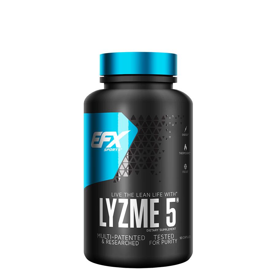 EFX Sports Lyzme 5 (30 serve) 90 Capsules