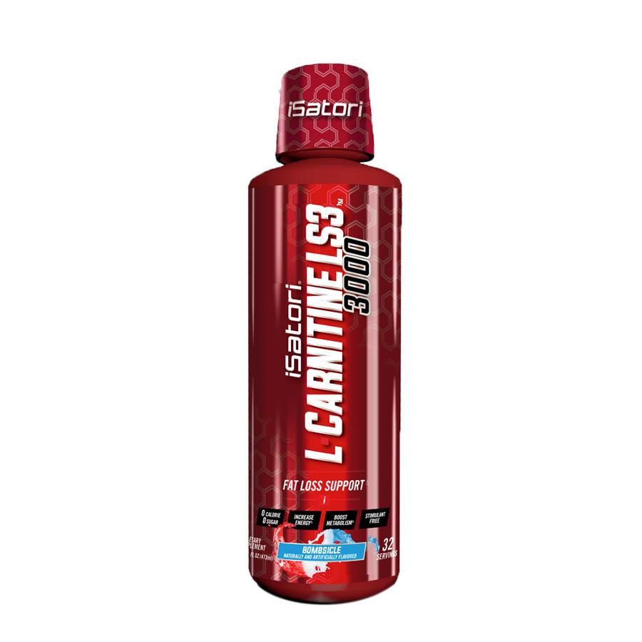 iSatori Liquid L-Carnitine LS3 3000 (32 serve) 473ml