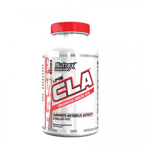 Nutrex Research Lipo6 CLA (180 Serve) 180 Softgels