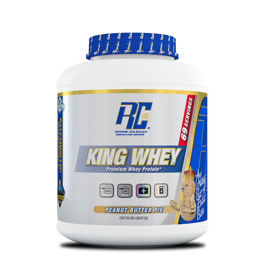RONNIE COLEMAN KING WHEY 2.27KG