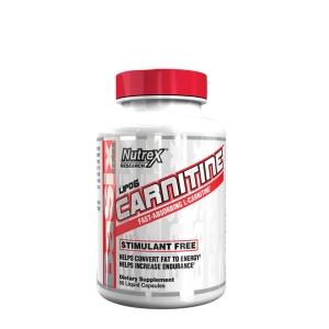 Nutrex Research Lipo6 Carnitine (30 Serve) 60 Liquid Capsules