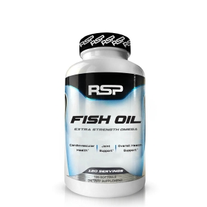 RSP Fish Oil (120 Serve) 120 Softgels