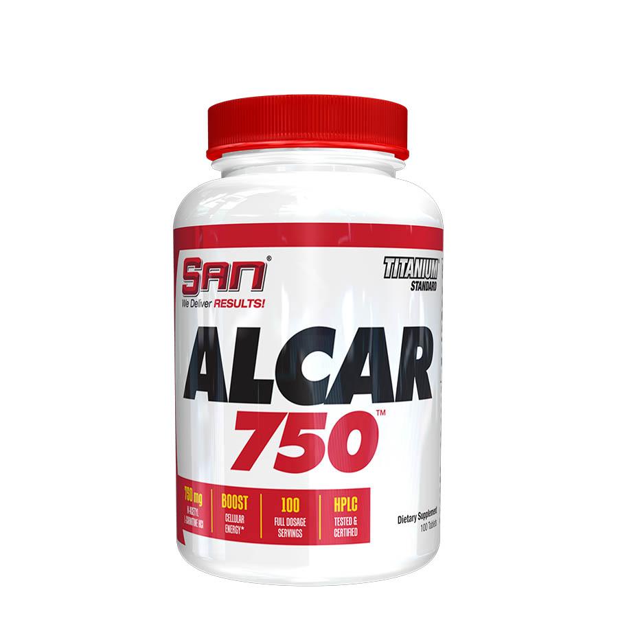 SAN ALCAR 750 (100 serve) 100 Tablets