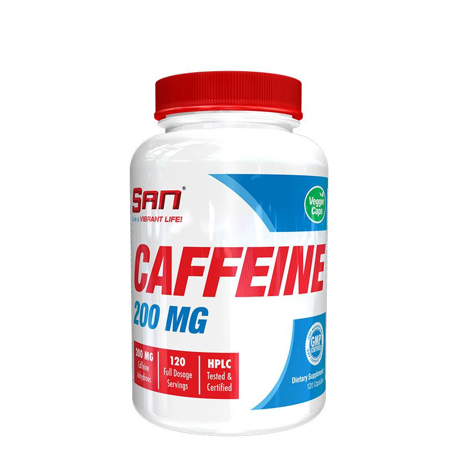 SAN CAFFEINE (120 serve) 120 Capsules