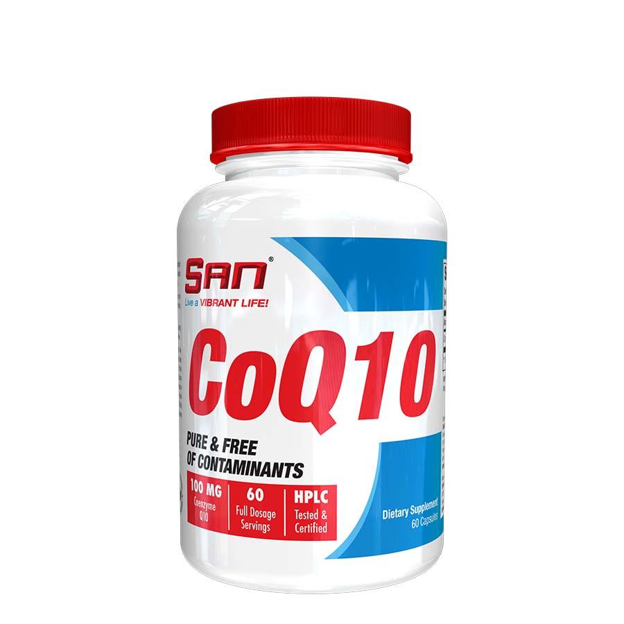SAN CoQ10 (60 serve) 60 Capsules