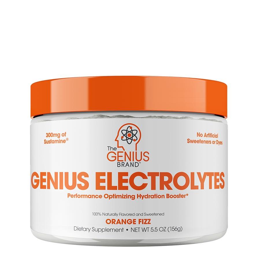 The Genius Brand Electrolytes (30 Serve) 156g