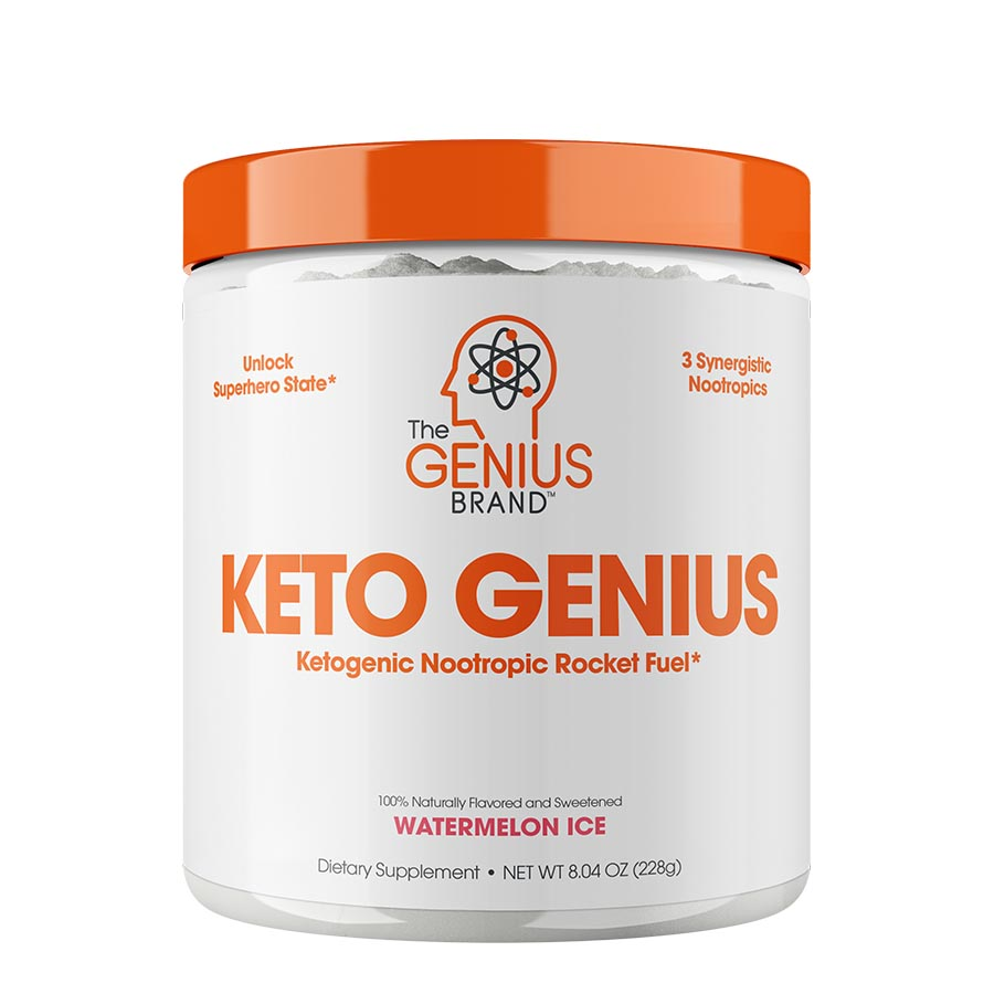 The Genius Brand KETO Genius (15 Serve) 228g