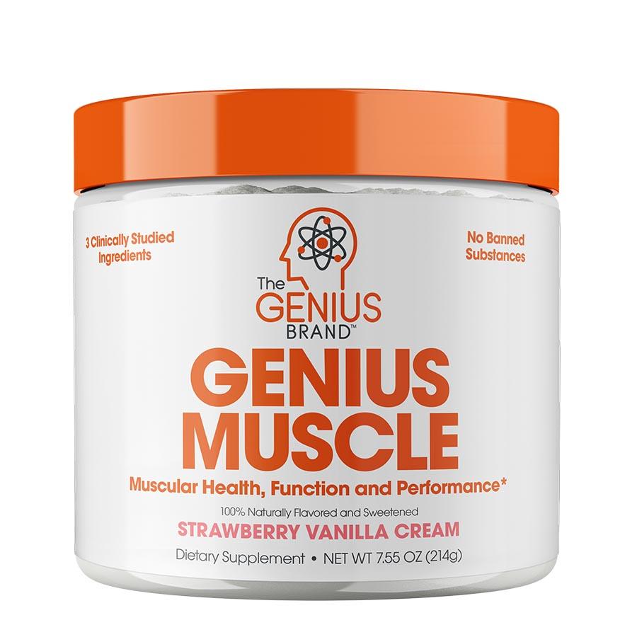 The Genius Brand GENIUS MUSCLE (30 serve) 219g