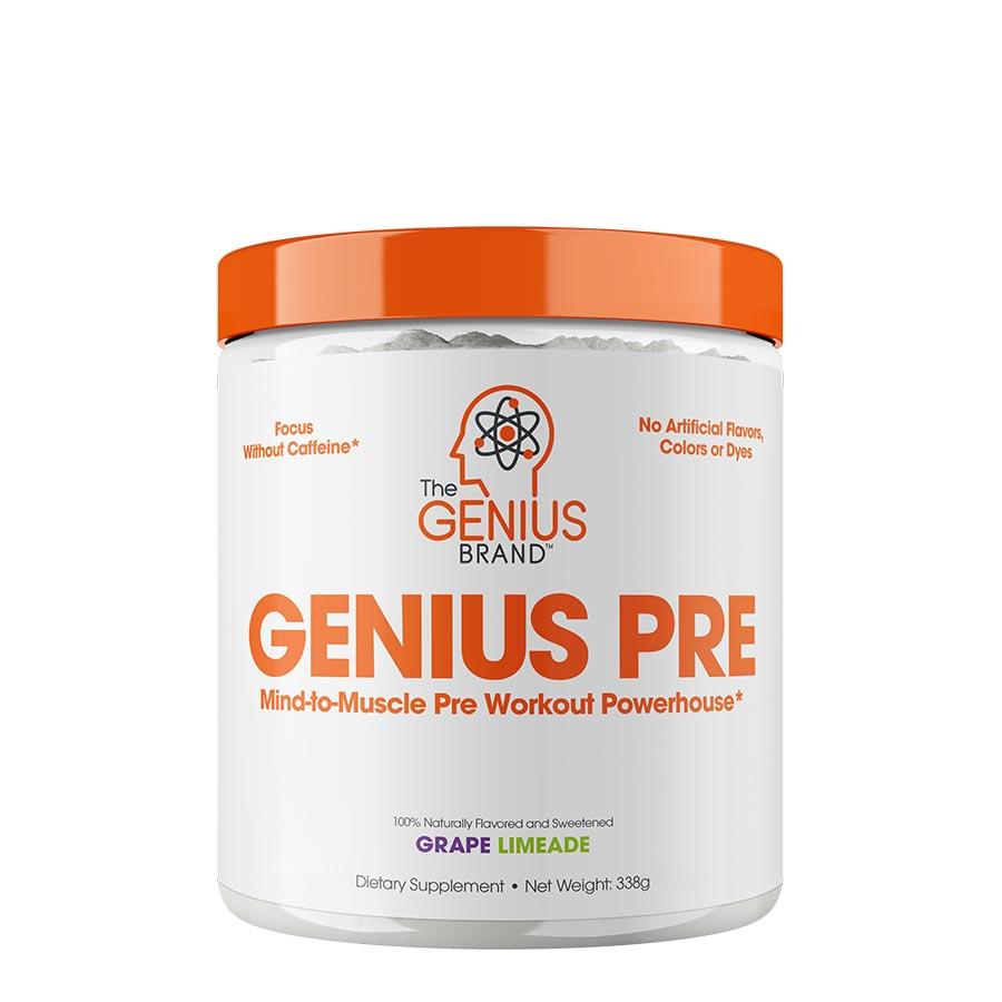 The Genius Brand PRE (20 serve) 315g