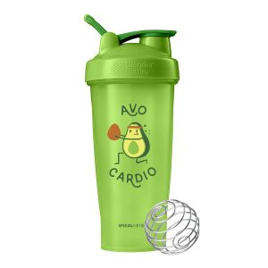 Blender Bottle Classic Special Edition 'Just For Fun' (825ml) Avo Cardio