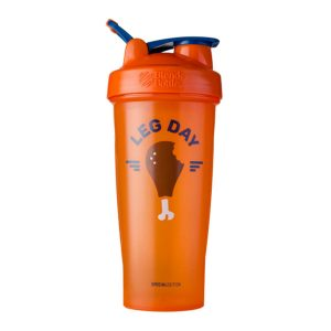 Blender Bottle Classic Special Edition 'Just For Fun' (825ml) Leg Day