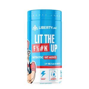 Liberty Labz Lit The F%#K Up (30 Serve) 30 Capsules