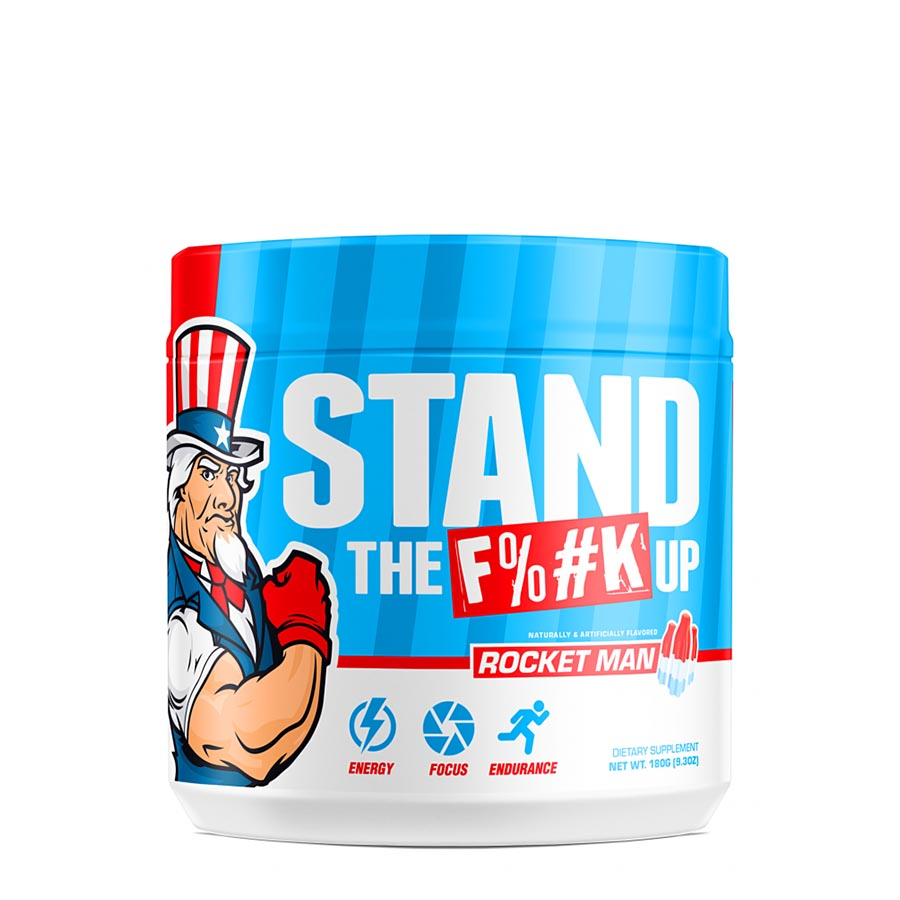 Liberty Labz Stand The F%#K Up (30 Serve) 180g