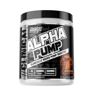 Nutrex Research  Alpha Pump (20 serve) 174g