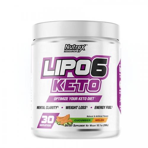 Nutrex Research Lipo6 Keto Powder (30 serve) 176g