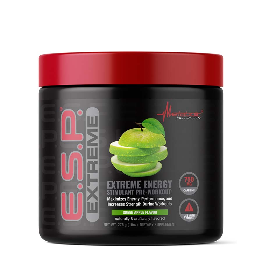 METABOLIC NUTRITION E.S.P. EXTREME (50 serve) 275g Green Apple
