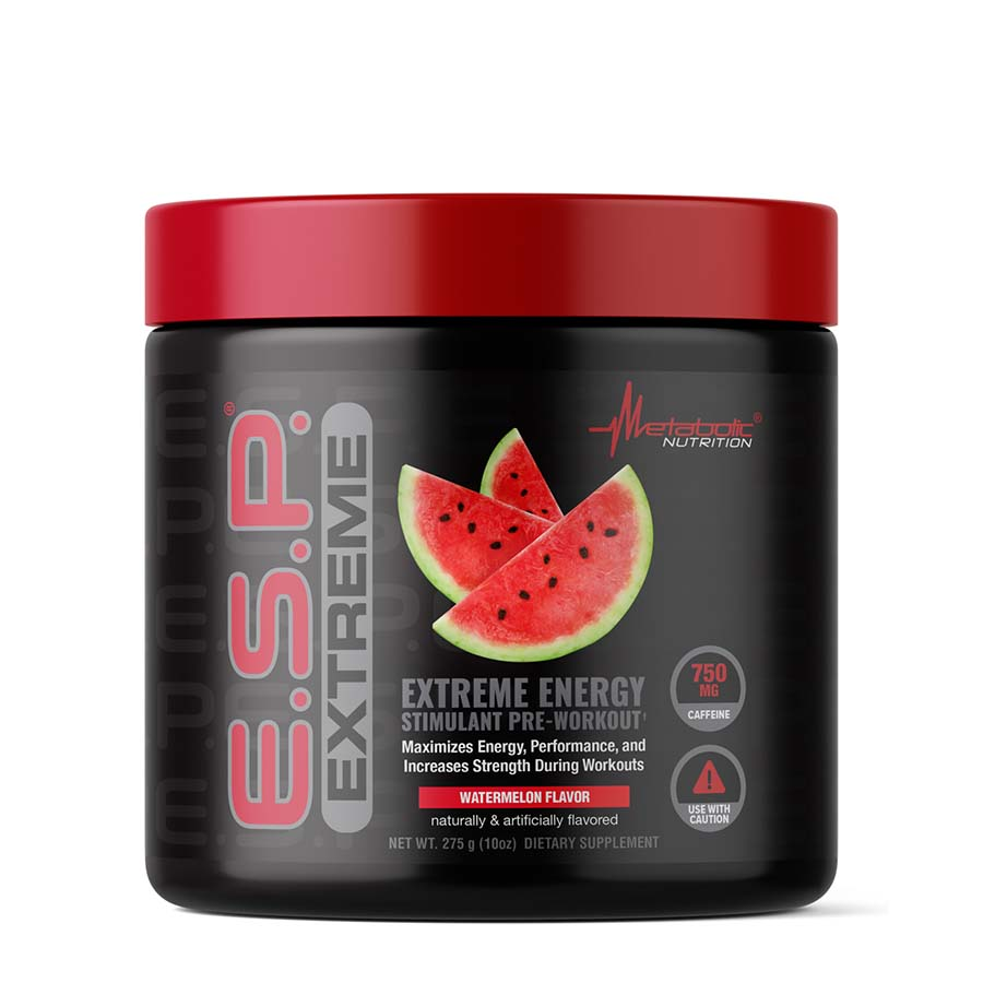 METABOLIC NUTRITION E.S.P. EXTREME (50 serve) 275g Watermelon