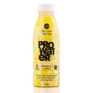 ProWater Protein Water (500ml) 12 Pack Pineapple & Coconut