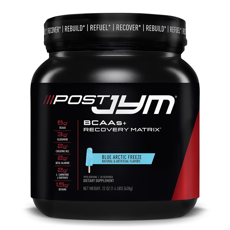 JYM POST ACTIVE MATRIX (30 SERVE) 568G