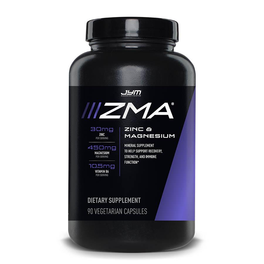 JYM ZMA (30 Serve) 90 Capsules