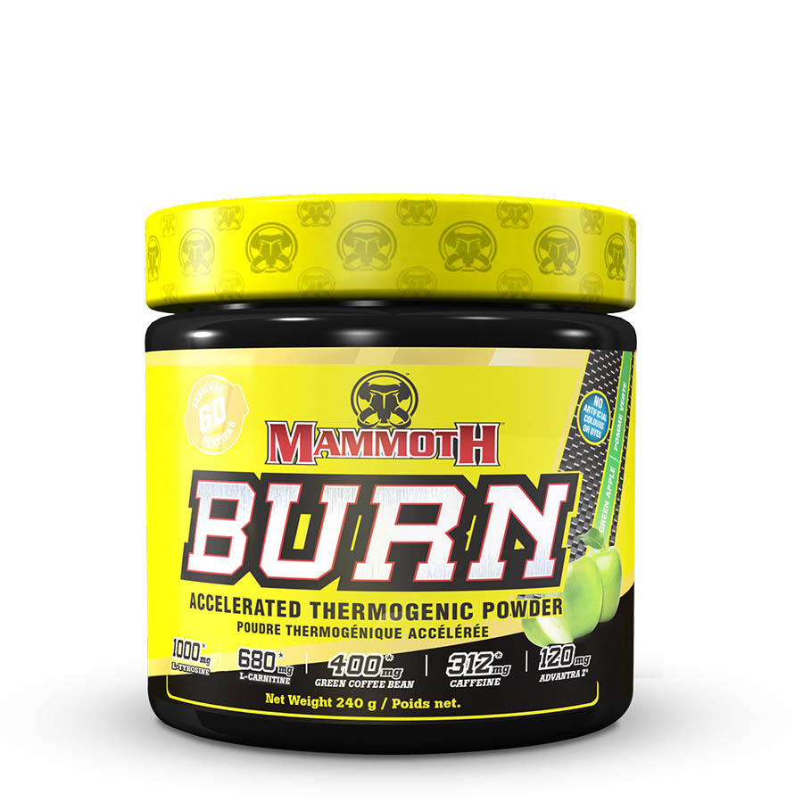 Mammoth Burn (60 Serve) 240g