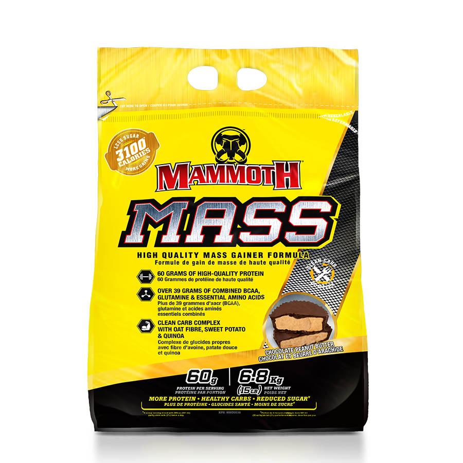 Mammoth Mass (6.8kg)