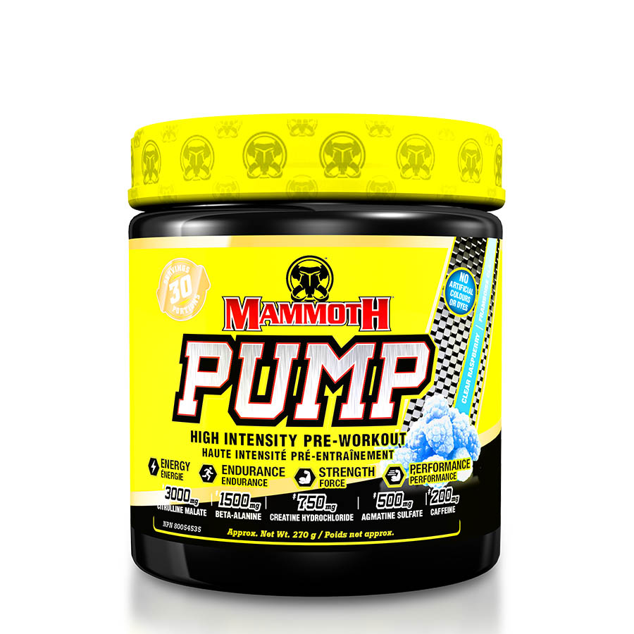 Mammoth Pump (30 Serve) 270g