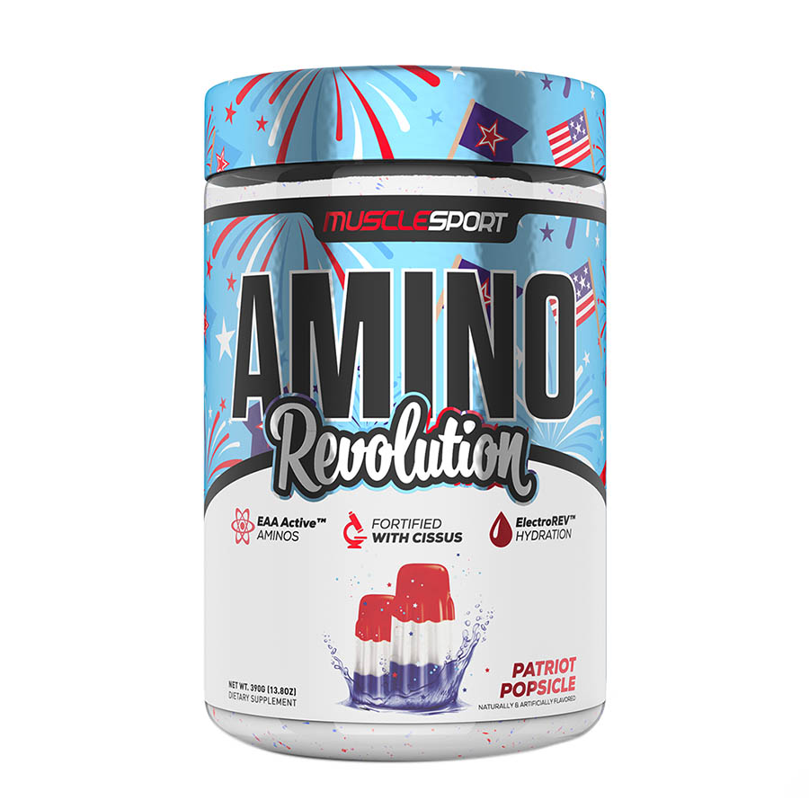Muscle Sport Amino REV (30 Serve) 390g