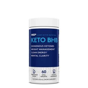 RSP KETO BHB (60 serve) 240 Capsules
