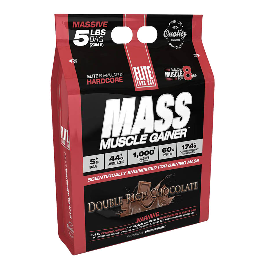 Elite Labs USA Mass Muscle Gainer 2.3kg