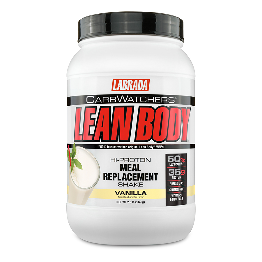 Labrada CarbWatches Lean Body Meal Replacement (19 Serve) 1.14kg