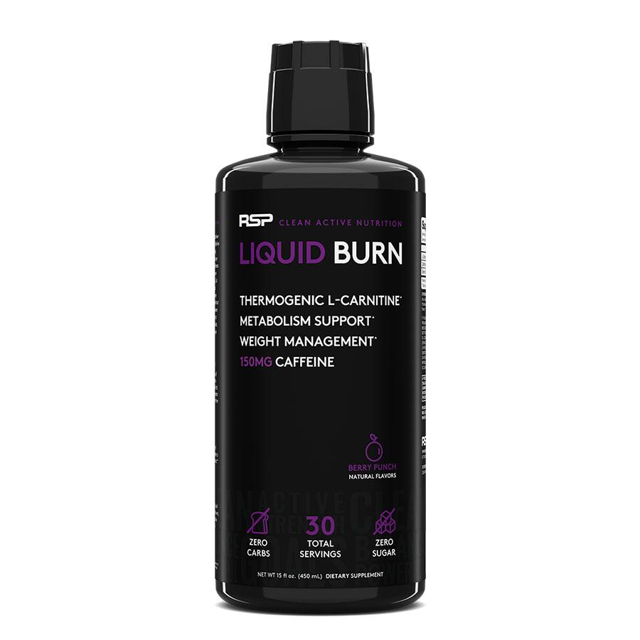 RSP Liquid Burn (30 Serve) 450mL