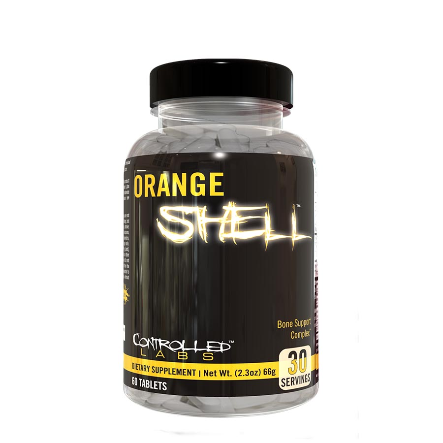 Controlled Labs Orange Shell (30 serve) 60 Tablets