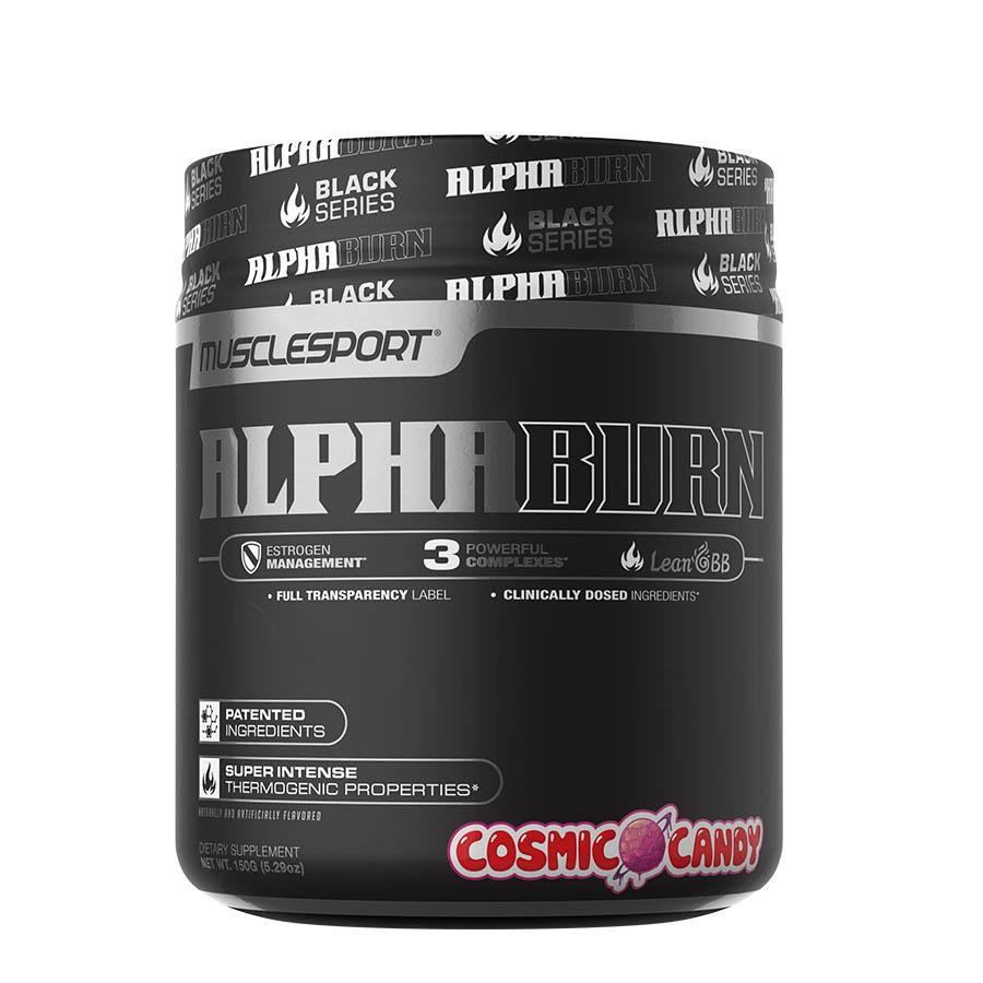 Muscle Sport Alpha Burn (30 Serve) 150g