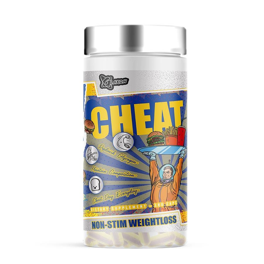 Glaxon Cheat (30 Serve) 180 Capsules