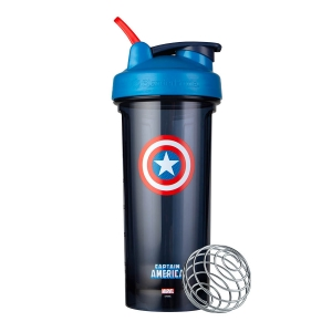 Blender Bottle Marvel Pro28 828ml Captain America