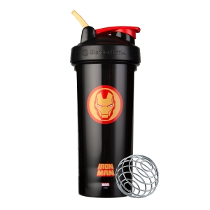 Blender Bottle Marvel Pro28 828ml Iron Man